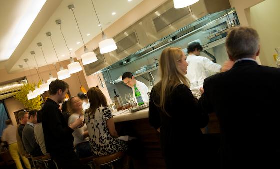 Bocca Di Lupo Chefs Counter