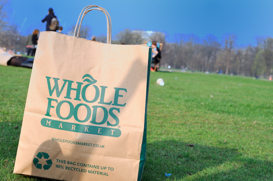 Whole Foods in the Park