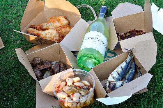 The picnic mix