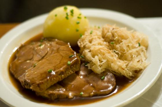 Munich style Pork roast