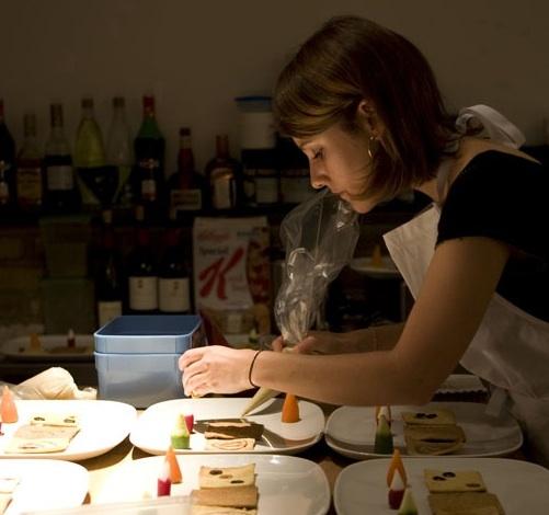 Rachel Khoo Mash-up Dinner