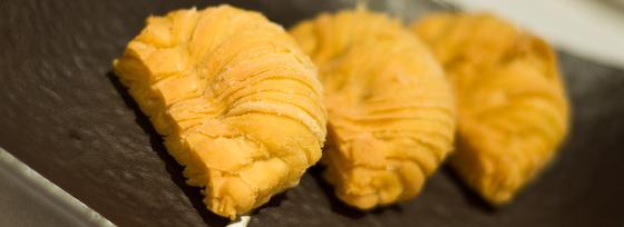 Shredded Turnips