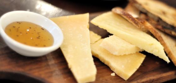 Italian Cheese Platter