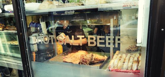 More Hot Salt Beef