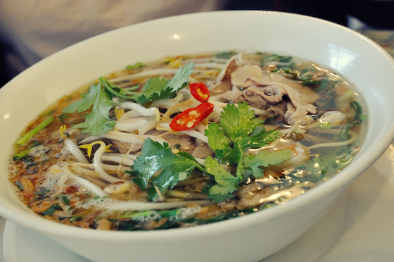 Chicken and Pork Pho