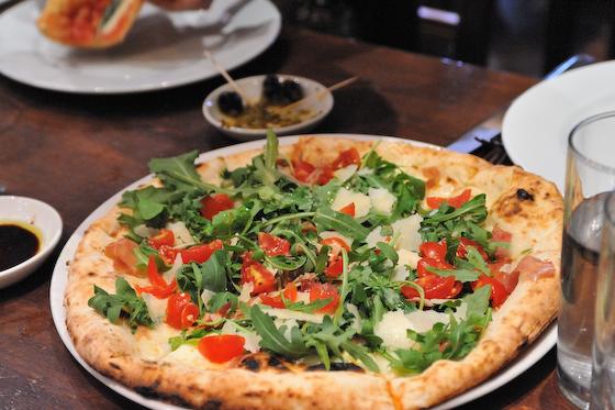 pizza san danielle