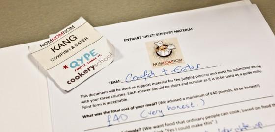 Team Cowfish+Eater, Nom Nom Nom 2009