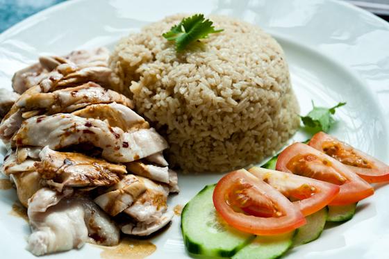 Uncle Lim's Chicken Rice