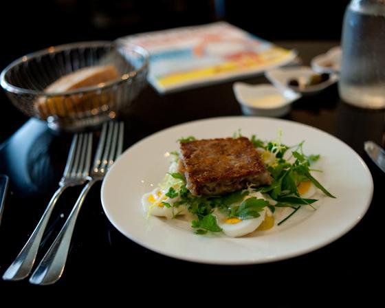 Trotters Salad