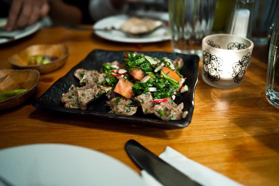 Lamb Tartar