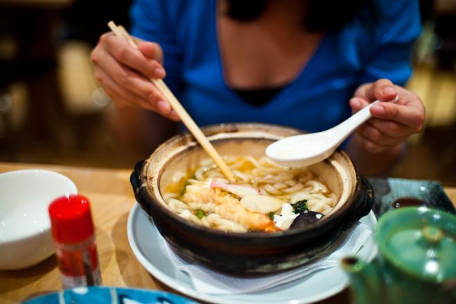 Kiraku: Udon Soup