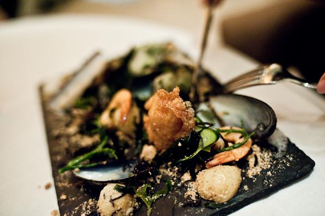 1901: Seafood Platter