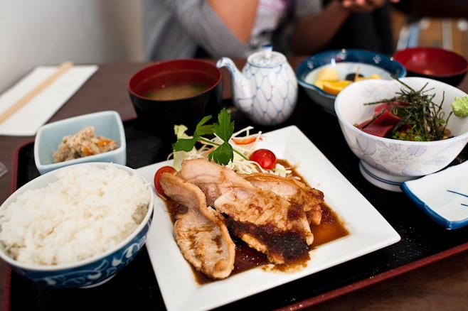 kiraku: Lunch special