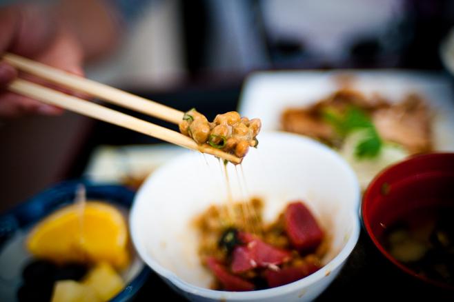 Kiraku: Natto madness