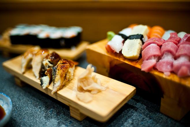 Sushi HIro: Unagi