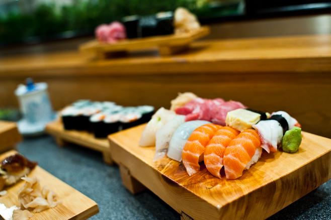 Sushi Hiro: More Ala carte sushi
