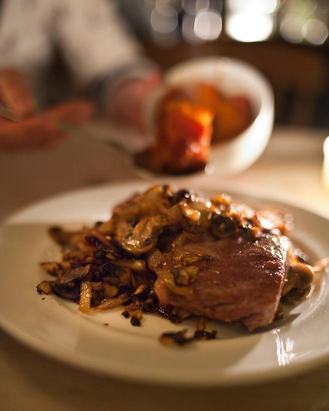 Ffionas : Steak