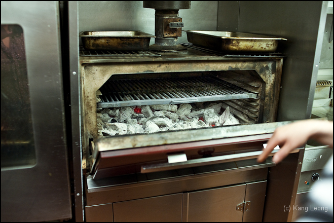 All of our grills are cooked in The Josper Charcoal Broiler, a