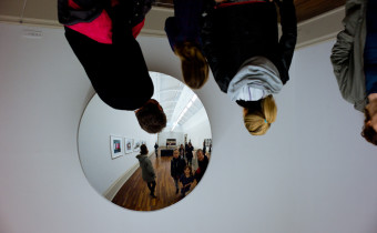 Downside up at the Tate Britain