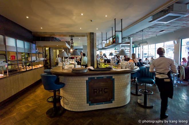The Riding House Cafe There And Not There London Eater