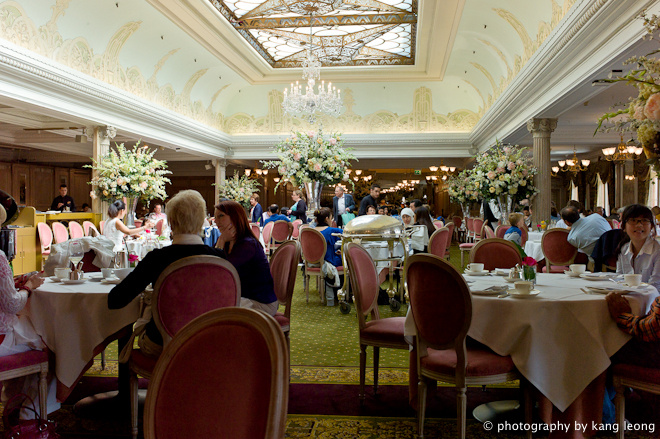 £46 ... & The Georgian Restaurant Harrods.   London Eater