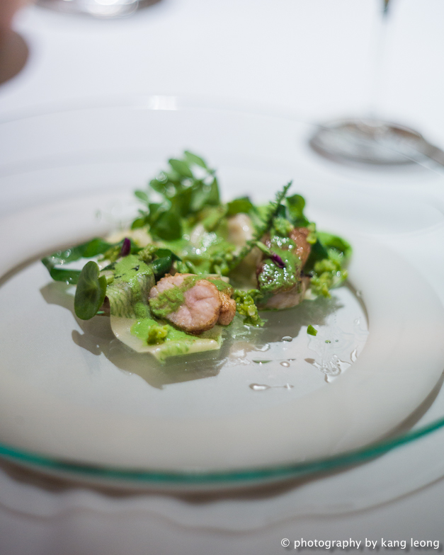 Alyn Williams at the Westbury – London Eater