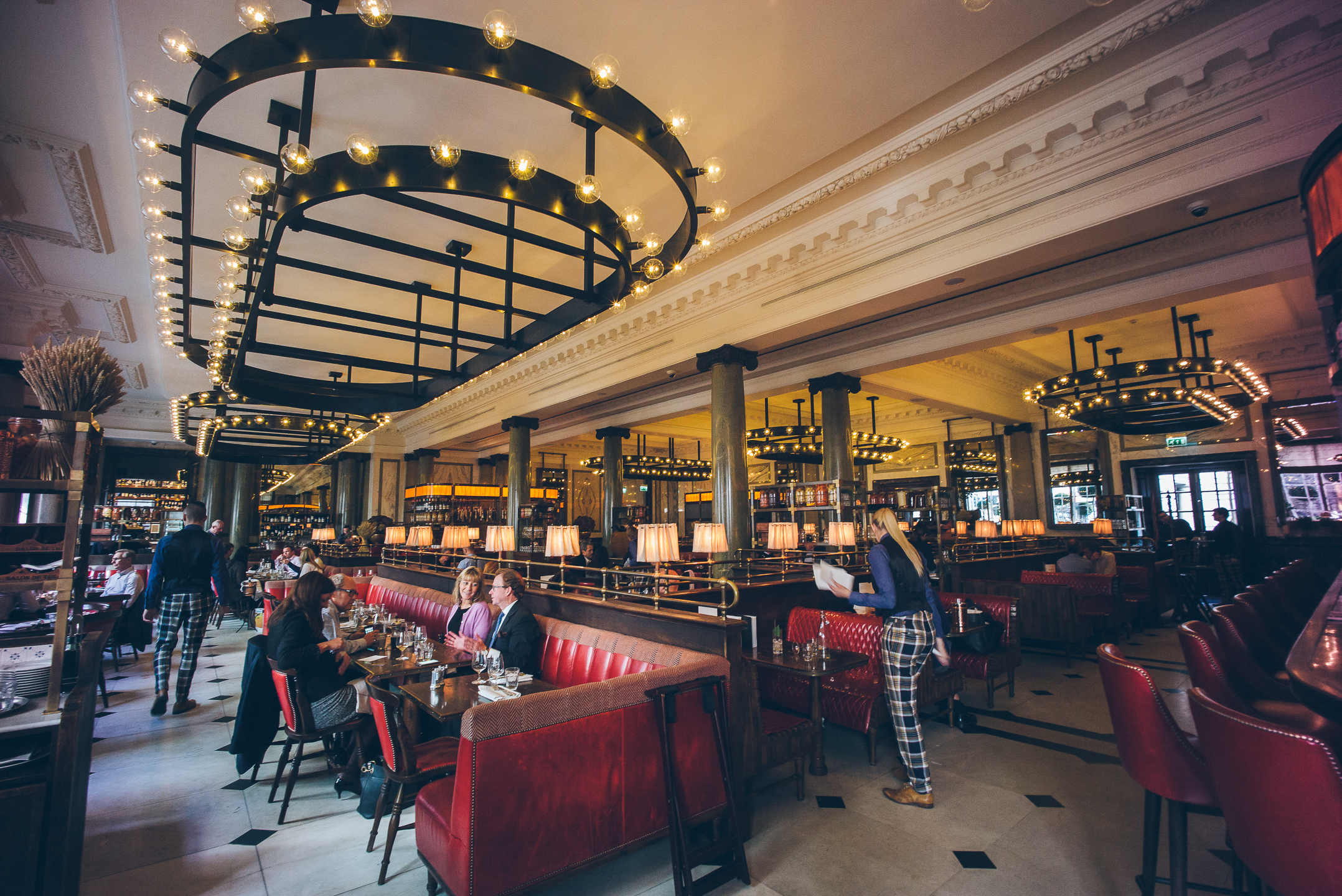 holborn dining room | london eater